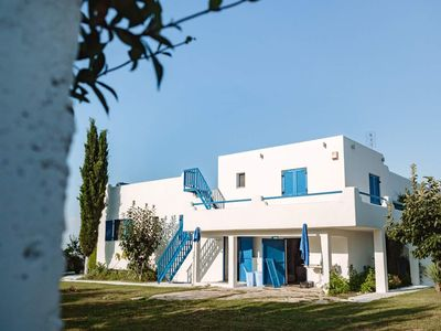 Photo for Navy Greece Vacation Villa