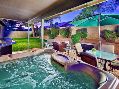 Photo for What a Peaceful Paradise  !  Large 4 Bedroom in Paradise Valley w/ Hot Tub!