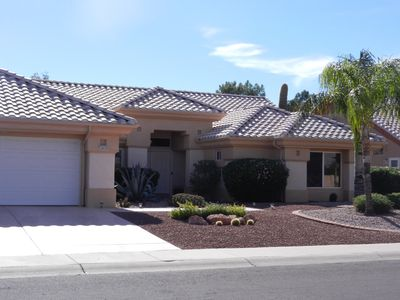 Photo for WOW!!! - Updated Golf Course Rental Property - Sun City West