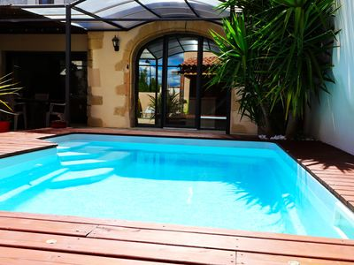 Photo for House with pool near Anduze