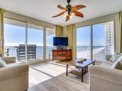 Photo for 6th Floor Wrap Around Balcony End Unit, w 2 parking spots** Spectacular Views!!