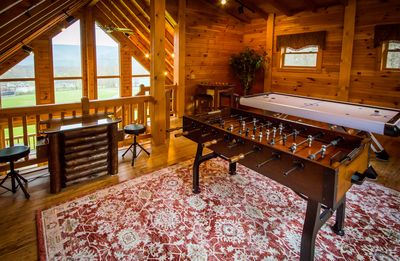 Photo for ✧ Majestic Cabin - KING bed - NO CLEANING FEE!