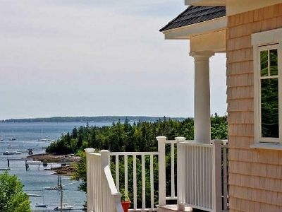 Photo for OCEANVIEW GORGEOUS NEWER HOME OVERLOOKING SOUTHWEST HARBOR WITH OCEAN ACCESS!