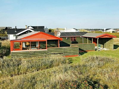 Photo for Spacious Holiday Home in Løkken with Roofed Terrace