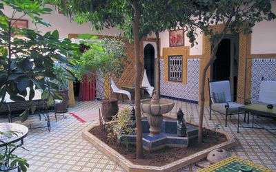 Photo for RIAD DAR TAMLIL, Guest house - TWIN with bathroom