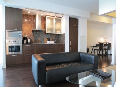 Photo for Super Luxury 1BR + Office Lake View