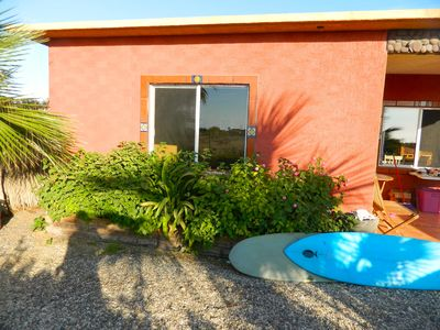 Photo for Mexican dream house! 24/7 solar power a short walk to shops and beach