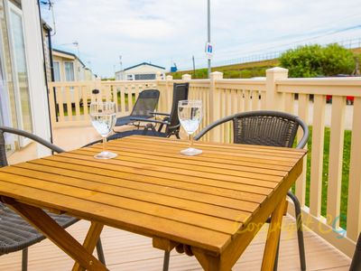 Photo for SP33 - 2B - Willerby Martin -  a caravan that sleeps 6 guests  in 2 bedrooms