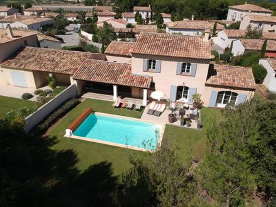 Photo for super-pont royal 8 Pers Villa With Private Pool and heated.