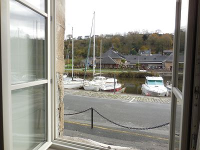 """Photo for """"The Workshop"""" directly on the quay of the port of Dinan !!"""