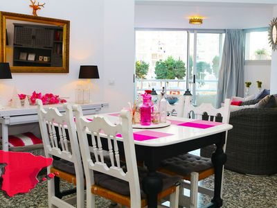 Photo for Apartment Cire is located in one of the best locations in Benidorm.