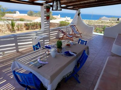 Photo for Sea view villa, June special offer
