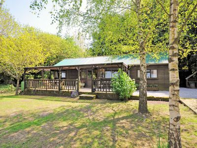 Photo for 1 bedroom Log Cabin in Shaftesbury - PPLOD