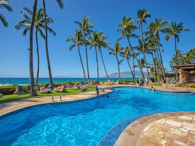 Photo for EKAHI VILLAGE -9C - Location, Location, Location - 200 feet from pool and ocean