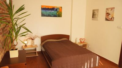 Photo for 1BR Apartment Vacation Rental in Sopot, pomorskie