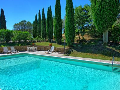 Photo for Villa in Lucignano with 4 bedrooms sleeps 8