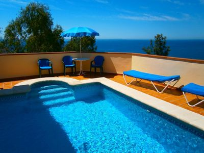 Photo for Holiday house Nerja for 2 - 4 persons with 2 bedrooms - Farmhouse