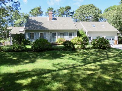 Photo for Spacious Home with AC, 5-7 minute walk to Red River Beach in Harwich Port; 062-H