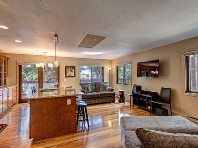Photo for Pets Welcome! Baldy Rd Duplex in the Breckenridge Hills - Sleeps 5
