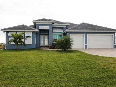 Photo for Brand New Waterfront Pool & Spa Home - Minutes to Boca Grande Beaches!