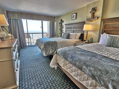 Photo for Direct Oceanfront Beach Condo in Myrtle Beach, SC
