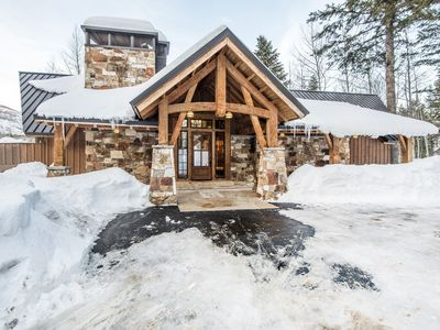 Photo for PANORAMIC VIEWS - Hot Tub - 4 Bedroom Mountain Home
