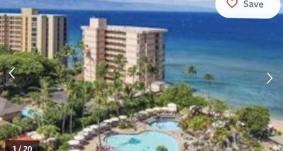 Photo for Kaanapali Beach Club Holiday get away