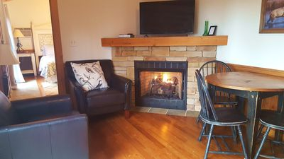 Photo for Cabin Rental with Hot Tub, Elkins WV. 30 min from Canaan Valley Ski Resort