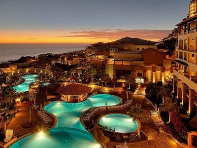 Photo for Executive Suite at Pueblo Bonito Sunset Beach Golf & Spa resort