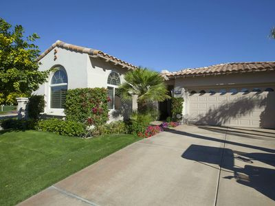 """Photo for """"NEW LISTING"""" LUXURY with Majestic Golf Course Fairway/Mountain/Lake Water View"""