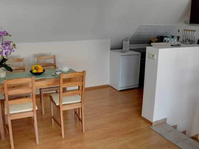 Photo for 2-room apartment I (H) - REB Ferienpension am Neuensiener See with lake view