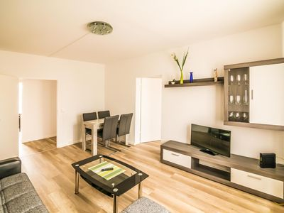 Photo for Apartment L Near the center with Wi-Fi and washing machine