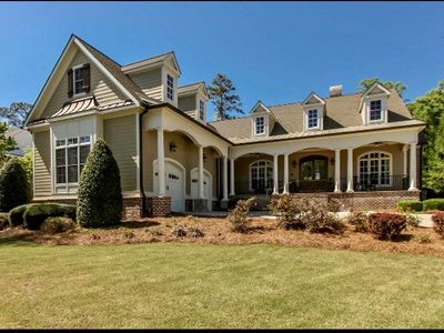 Photo for Amazing custom home located at Champions Retreat Golf Club (Masters Rental)