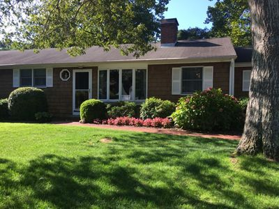 Photo for Relax and enjoy this private location in Hampton Bays