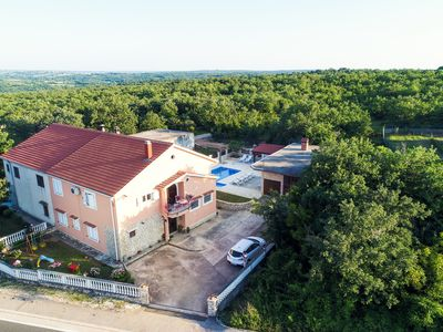 Photo for Three bedroom apartment with an outdoor swimming pool