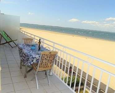 Photo for ARCACHON - T2 - FIRST LINE - SEA VIEW