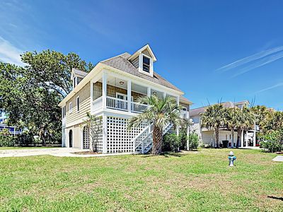 Photo for Large Family Home w/ Outdoor Dining & Kid-Friendly Extras — 2 Blocks to Beach