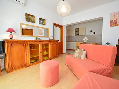 Photo for Apartment Ljubica in Vodice - 5 persons, 2 bedrooms