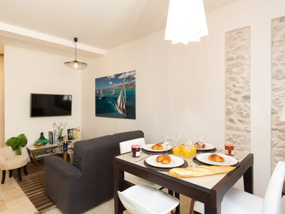 Photo for 2BR Apartment Vacation Rental in Antibes, Provence-Alpes-Côte d'Azur