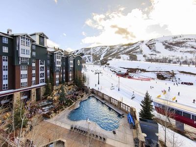 Photo for Ski n Ski Out Marriott Mountainside (Dec. 27-Jan 3, 2019-20) Great Value