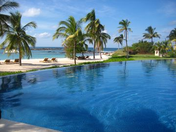 Beachfront, Ground Floor, Hacienda de Mita Punta Mita Resort, fulltime maid/cook