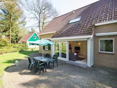 Photo for 10-person bungalow - Extra accessible in the holiday park Landal Duc de Brabant - rural location