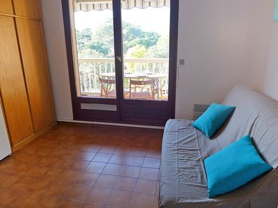 Photo for Apartment in Fréjus with Lift, Internet, Balcony, Terrace (450153)
