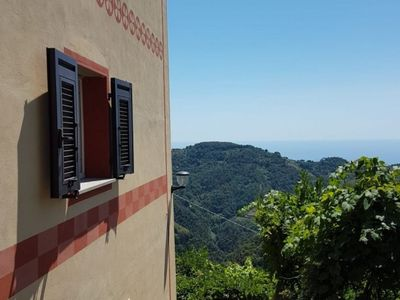 Photo for Historical Villa of the 18th century located in the heart of Cinque Terre