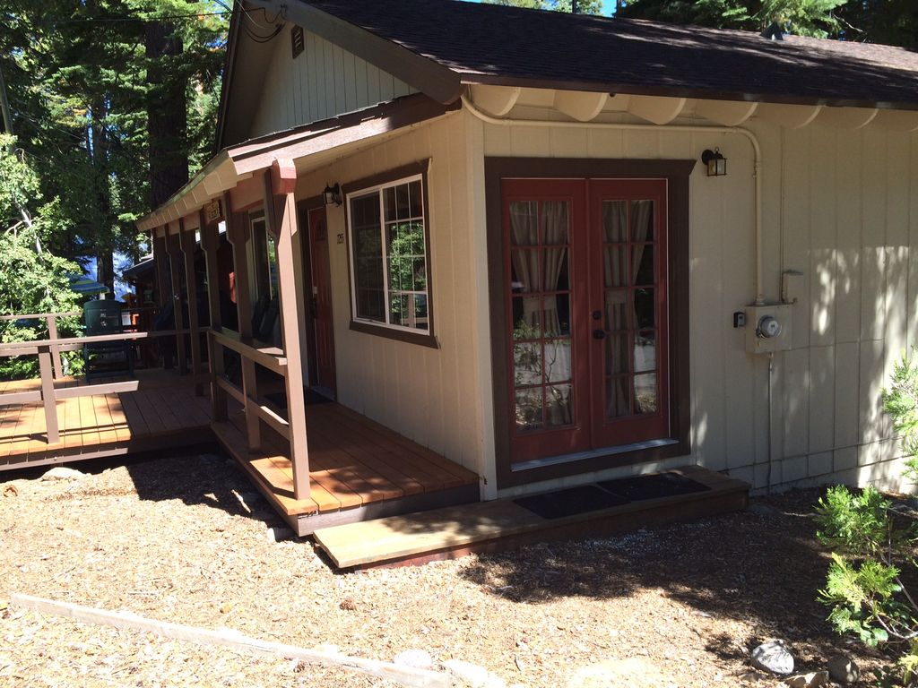 Wonderful 2 bedroom cabin perfect for small families for Perfect cabin