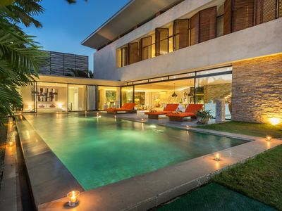 Photo for MODERN Villa In CANGGU Close To The BEACH