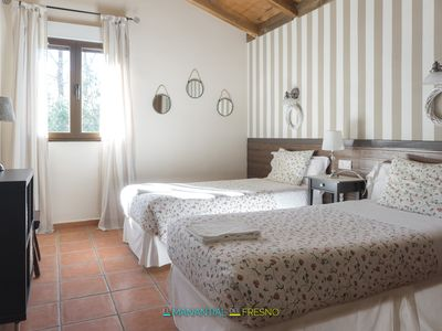 Photo for Self catering El Manantial del Fresno for 3 people