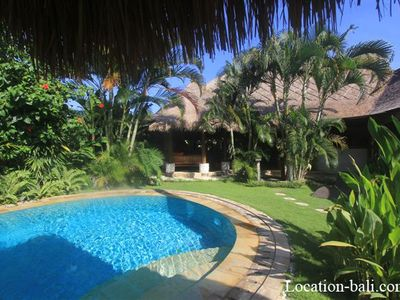 Photo for PETITENGET : CHARMING 4 BEDROOM VILLA 2 STEPS AWAY FROM DE BEACH