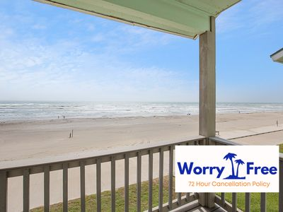 Photo for 2nd floor property with unmatched beach view and location!