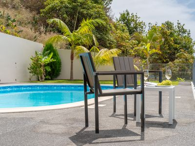 Photo for Sea View, Luxury, Comfort, Privacy, Free wi-fi and heated pool
